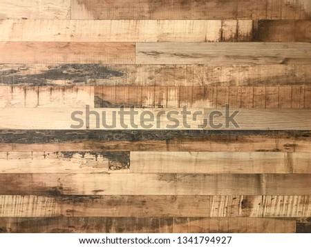 wood background Plank #1341794927