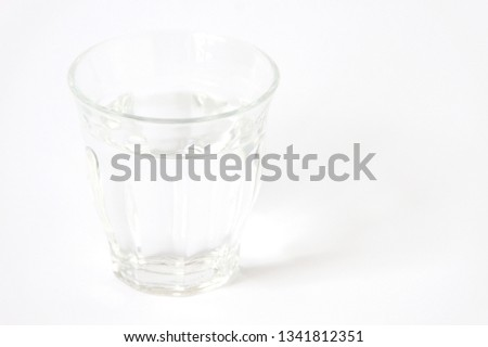 water in a glass #1341812351