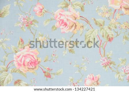 Rose fabric background #134227421