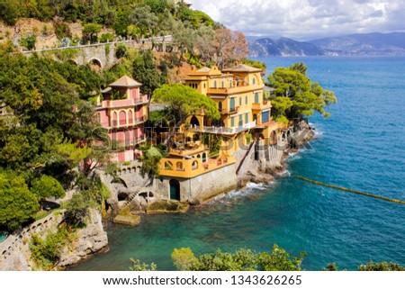 Villa in Portofino, Italy #1343626265