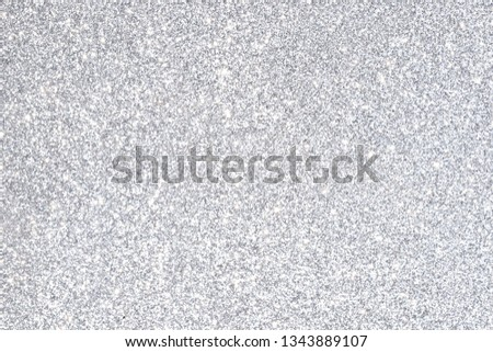 silver glitter abstract background #1343889107
