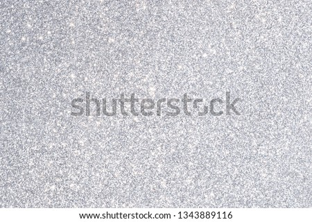 silver glitter abstract background #1343889116
