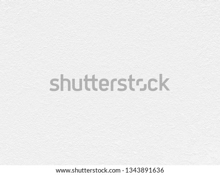 White Paper Texture also look like white cement wall texture. The textures can be used for background of text or any contents on christmas or snow festival. #1343891636