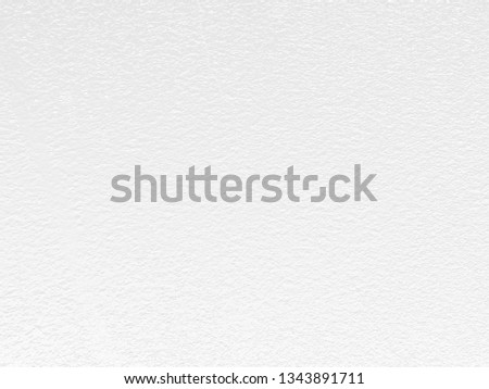 White Paper Texture also look like white cement wall texture. The textures can be used for background of text or any contents on christmas or snow festival. #1343891711