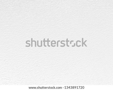 White Paper Texture also look like white cement wall texture. The textures can be used for background of text or any contents on christmas or snow festival. #1343891720
