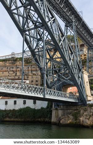 Bridge, Porto, River, Portugal #134463089