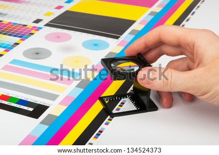 Color management in print production #134524373