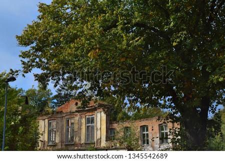 Lost Place in Bad Doberan #1345542689