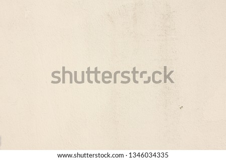 Old wall surface,white,brown,cream concrete wall texture for background #1346034335