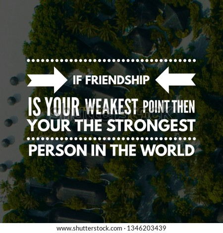 Happy Friendship Day, Quotes For Friendship Day, Friendship Quotes, Motivational Quotes On Friendship #1346203439