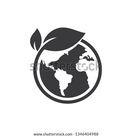 Eco environment electric Royalty-Free Stock Photo #1346404988