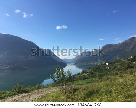 View from Flo in Stryn #1346641766