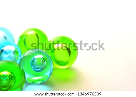 Beautiful and colorful marble #1346976509
