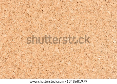 Cork board background texture - insert your own message or bulletin with thumbtacks #1348681979