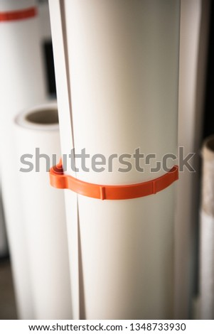 Digital Printing large format roll paper