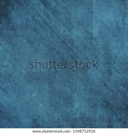 grain blue paint wall background texture #1348752926