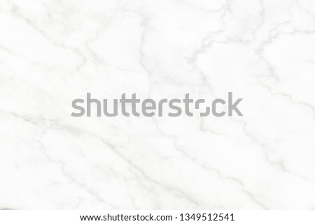 White black marble surface for do ceramic counter white light texture tile gray silver background marble natural for interior decoration and outside. #1349512541