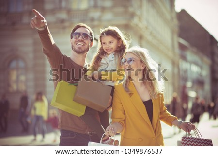 Look, sale. Family in the city. #1349876537