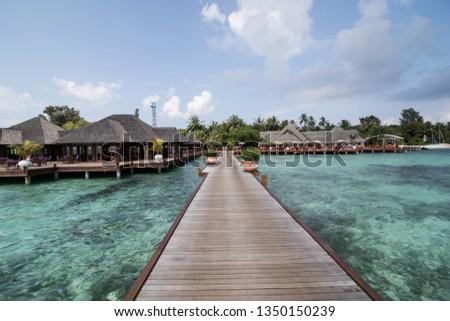 Holidays at Maldives #1350150239