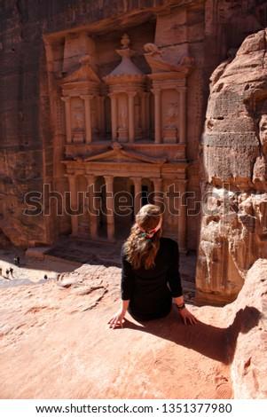 Jordan, Petra city, unecso  #1351377980