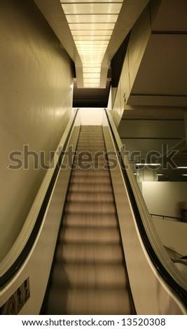 escalator #13520308