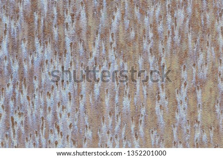 close up old rusty metal sheet background #1352201000