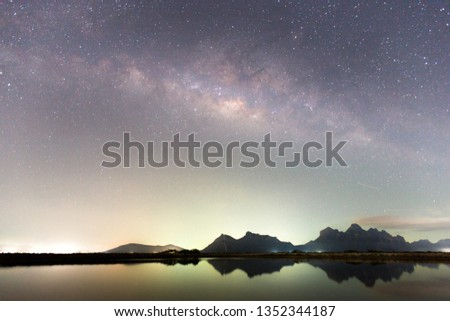 First Milky Way #1352344187
