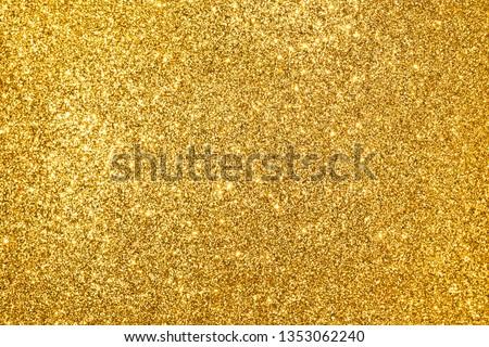 golden glitter abstract background #1353062240