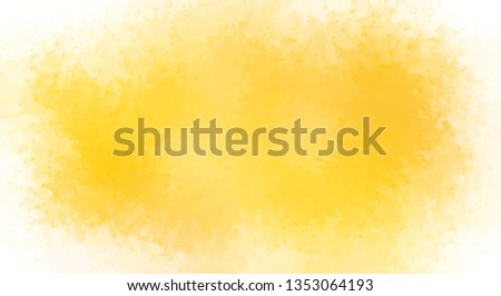 Brushed Painted Abstract Background. Brush stroked painting. Strokes of paint. 2D Illustration. #1353064193