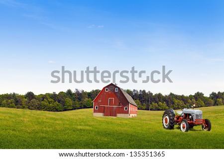 American Countryside #135351365