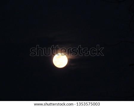 Full worm moon #1353575003