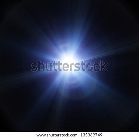 Light. concert lighting against a dark background ilustration #135369749