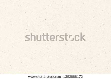 Kraft paper texture, a sheet of light beige craft paper as background #1353888173