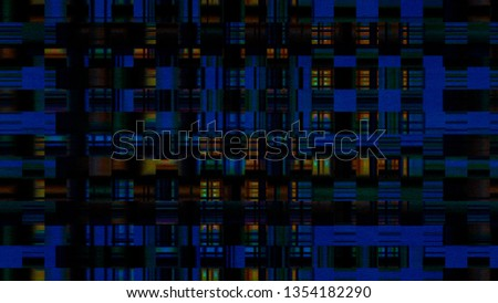 Linear abstract background with grunge scratch texture #1354182290