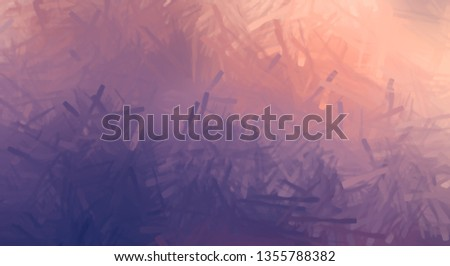 Brushed Painted Abstract Background. Brush stroked painting. Strokes of paint. 2D Illustration. #1355788382