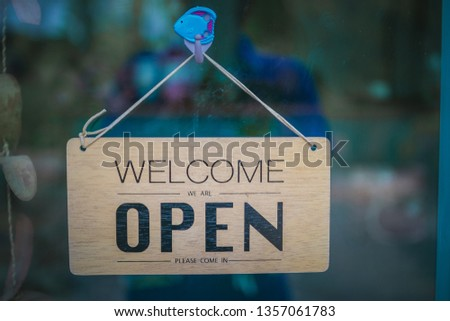 welcome open holidays #1357061783