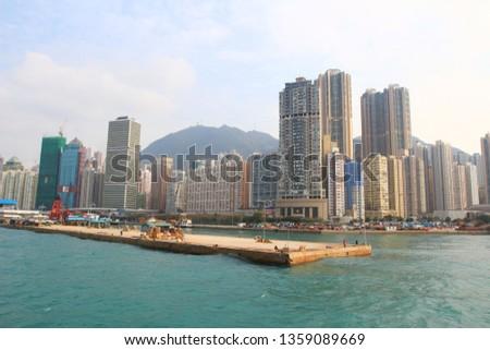 3 march 2010  the  Kennedy Town, Belcher Bay , hong kong #1359089669