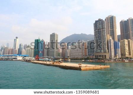 3 march 2010  the  Kennedy Town, Belcher Bay , hong kong #1359089681