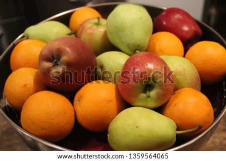 Fruits  Close Shot  #1359564065
