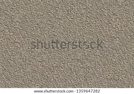 Grainy road surface texture. Top view grunge rough asphalt background #1359647282