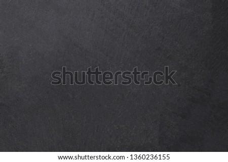 Dark grey black slate background or texture. #1360236155