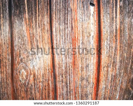 Wood surface texture and background #1360291187