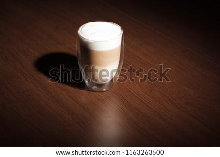 latte macchiato glass #1363263500