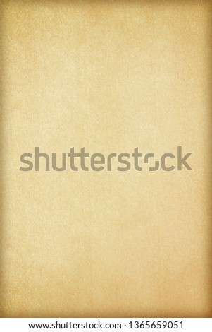 Old paper texture background. Old brown paper texture. paper vintage background #1365659051