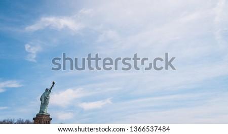 Statue of liberty #1366537484