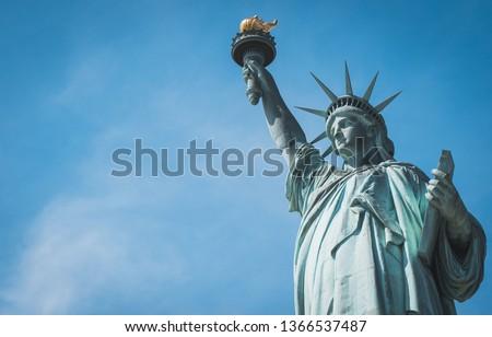 Statue of liberty #1366537487