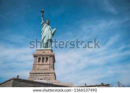 Statue of liberty #1366537490