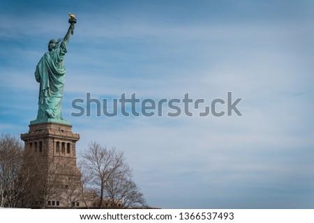 Statue of liberty #1366537493