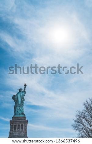 Statue of liberty #1366537496