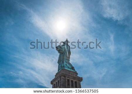 Statue of liberty #1366537505